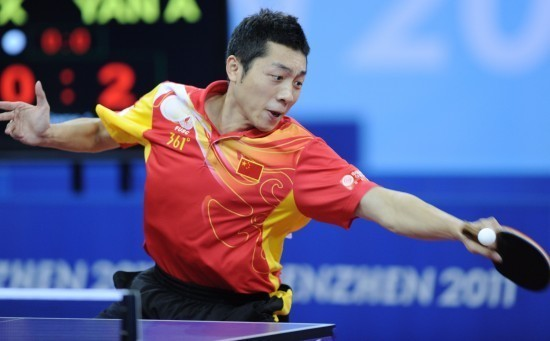 Xu xin won a gold medal 1 normal